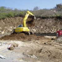 Charlie Whitmore Easthampton Excavation Work