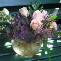 Charlie Whitmore Easthampton Hydrangea & Roses